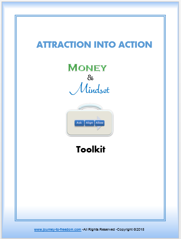 Attraction Into Action - Money & Mindset Toolkit